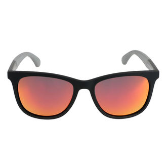 okuliare slnečné MEATFLY - CLUTCH A 4/17/55 - BLACK/GREY, MEATFLY