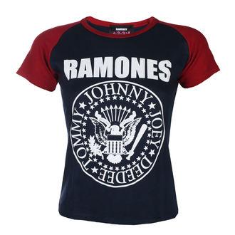 tričko dámske Ramones - Presidential Seal - ROCK OFF, ROCK OFF, Ramones