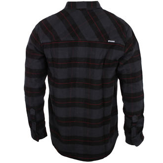 košele pánska METAL MULISHA - RIPPER L/S FLANNEL B, METAL MULISHA