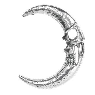 náušnice ALCHEMY GOTHIC - Moonskull, ALCHEMY GOTHIC