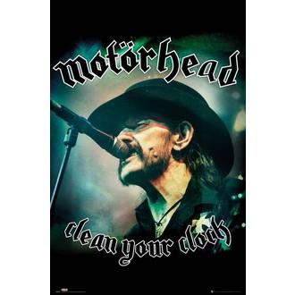 plagát Motorhead - GB posters, GB posters, Motörhead