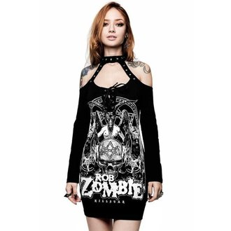 šaty dámske KILLSTAR - ROB ZOMBIE - Triumph - BLACK, KILLSTAR, Rob Zombie