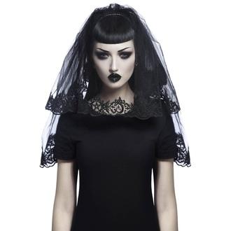závoj KILLSTAR - Mystic Mourning Veil - KSRA001375