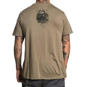 tričko pánske SULLEN - AIR FIGHT - MILTARY GREEN, SULLEN
