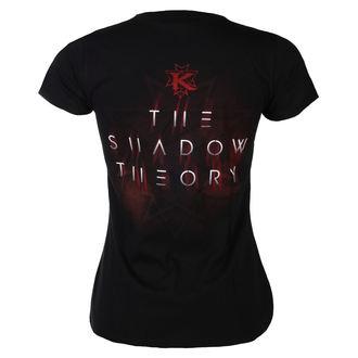 tričko dámske KAMELOT - The Shadow Theory - NAPALM RECORDS, NAPALM RECORDS, Kamelot