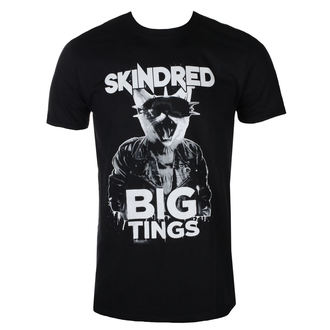 tričko pánske SKINDRED - Big Tings - NAPALM RECORDS, NAPALM RECORDS, Skindred