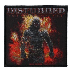 nášivka DISTURBED - INDESTRUCTIBLE - RAZAMATAZ, RAZAMATAZ, Disturbed