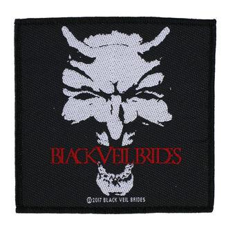 nášivka BLACK VEIL BRIDES - DEVIL - RAZAMATAZ, RAZAMATAZ, Black Veil Brides