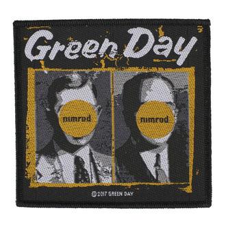 nášivka Green Day - Nimrod - RAZAMATAZ, RAZAMATAZ, Green Day