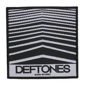 nášivka Deftones - Abstract Lines - RAZAMATAZ, RAZAMATAZ, Deftones