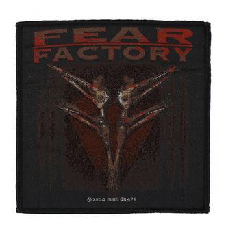 nášivka Fear Factory - Archetype - RAZAMATAZ, RAZAMATAZ, Fear Factory