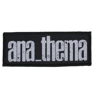nášivka Anathema - Logo - RAZAMATAZ, RAZAMATAZ, Anathema