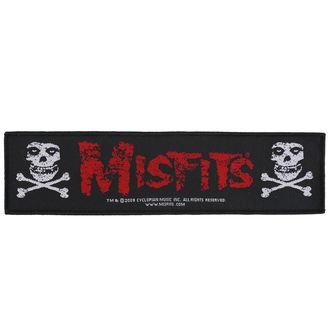 nášivka Misfits - Crossbones - RAZAMATAZ, RAZAMATAZ, Misfits