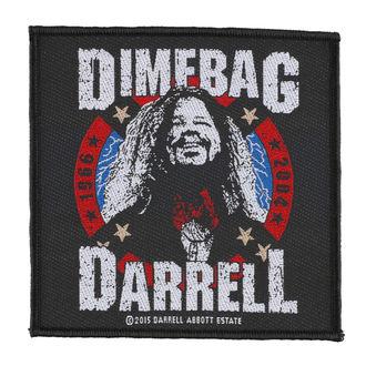 nášivka DIMEBAG DARRELL - 1968-2004 - RAZAMATAZ, RAZAMATAZ, Dimebag Darrell