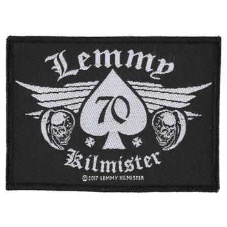 nášivka Motörhead - LEMMY - 70 - RAZAMATAZ, RAZAMATAZ, Motörhead