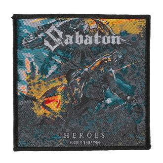nášivka SABATON - HEROES / SOLDIER - RAZAMATAZ, RAZAMATAZ, Sabaton