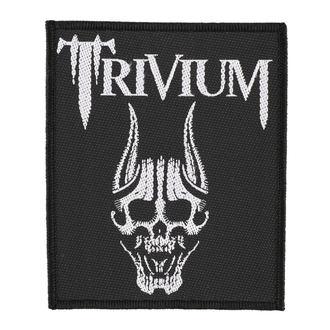nášivka TRIVIUM - SCREAMING SKULL - RAZAMATAZ, RAZAMATAZ, Trivium