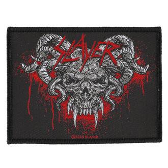 nášivka SLAYER - DEMONIC - RAZAMATAZ, RAZAMATAZ, Slayer