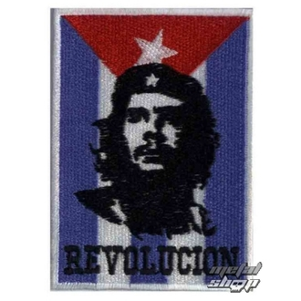 nášivka nažehľovacia Che Guevara 4, NNM, Che Guevara