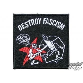 nášivka Destroy Fascism! 3, NNM