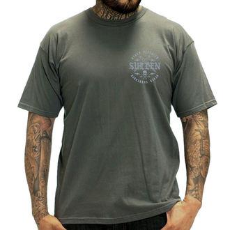 tričko pánske SULLEN - NEVER SURRENDER - Charcoal, SULLEN