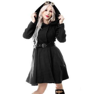 kabát dámsky VIXXSIN - NEW MOON - BLACK