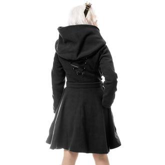 kabát dámsky VIXXSIN - NEW MOON - BLACK, VIXXSIN
