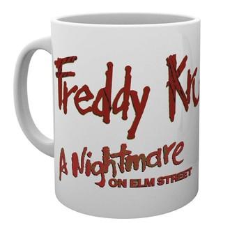 hrnček Noční můra z Elm Street - Freddy Krueger - GB posters