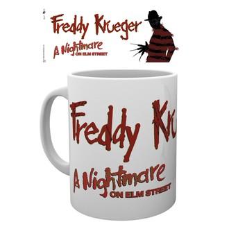 hrnček Noční můra z Elm Street - Freddy Krueger - GB posters, GB posters