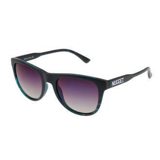 okuliare slnečné NUGGET - WHIP A 4/17/38 - BLACK TORTOISE, NUGGET