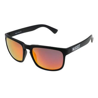 okuliare slnečné NUGGET - CLONE E 4/17/38 - BLACK RED, NUGGET