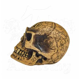 hlavica radiacou páky ALCHEMY GOTHIC - Omega Skull, ALCHEMY GOTHIC