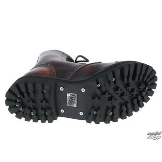 topánky STEEL - 8 dierkové, STEEL