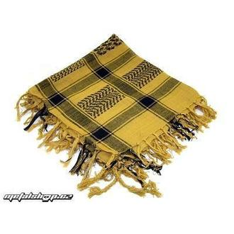 šatka ARAFAT - palestína - tmavá žltá 1