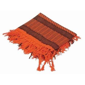 šatka ARAFAT - palestina - oranžová
