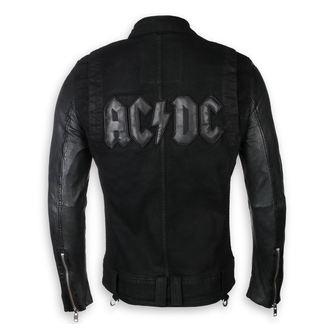 bunda pánska AC/DC - YOUNG - Black, NNM, AC-DC