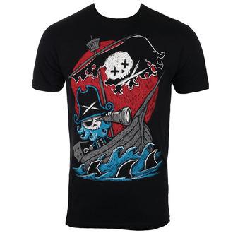 tričko pánske AKUMU INK - Phantom Voyage, Akumu Ink
