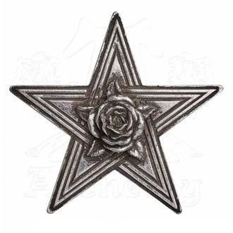 krabička (dekorácia) ALCHEMY GOTHIC - Pentagram, ALCHEMY GOTHIC