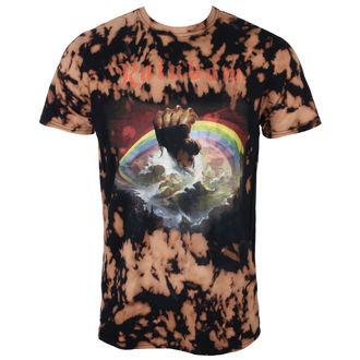 tričko pánske RAINBOW - RISING - PLASTIC HEAD, PLASTIC HEAD, Rainbow