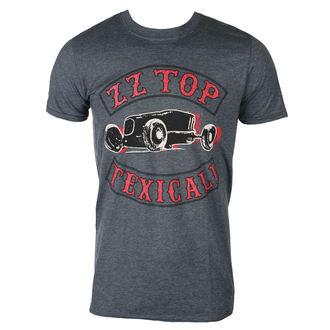 tričko pánske ZZ TOP - TEXICALI - PLASTIC HEAD, PLASTIC HEAD, ZZ-Top