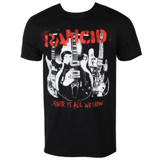 tričko pánske RANCID - HONOR IS ALL WE KNOW - PLASTIC HEAD, PLASTIC HEAD, Rancid