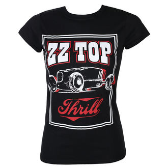 tričko dámske ZZ TOP - THRILL - PLASTIC HEAD, PLASTIC HEAD, ZZ-Top