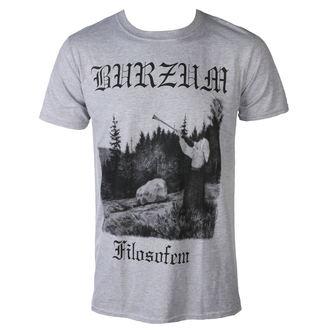 tričko pánske BURZUM - FILOSOFEM 3 2018 - PLASTIC HEAD, PLASTIC HEAD, Burzum