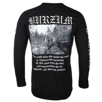 tričko pánske s dlhým rukávom BURZUM - FILOSOFEM 2018 - PLASTIC HEAD, PLASTIC HEAD, Burzum