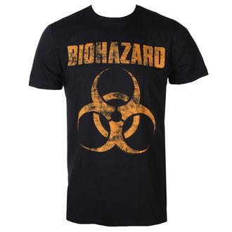 tričko pánske BIOHAZARD - LOGO - PLASTIC HEAD, PLASTIC HEAD, Biohazard
