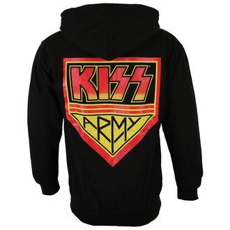 mikina pánska KISS - ARMY - PLASTIC HEAD, PLASTIC HEAD, Kiss