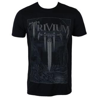 tričko pánske TRIVIUM - BATTLE - PLASTIC HEAD, PLASTIC HEAD, Trivium