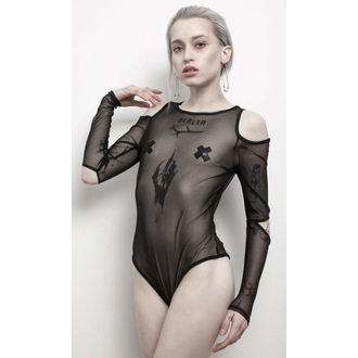 body dámske DISTURBIA - Mesh Eclipse, DISTURBIA
