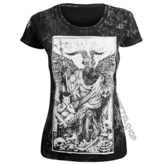 tričko dámske AMENOMEN - DEVIL - White, AMENOMEN