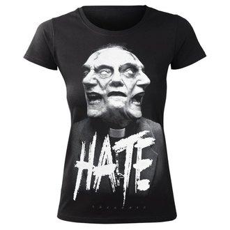 tričko dámske AMENOMEN - HATE, AMENOMEN